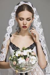 Bride by fotopara
