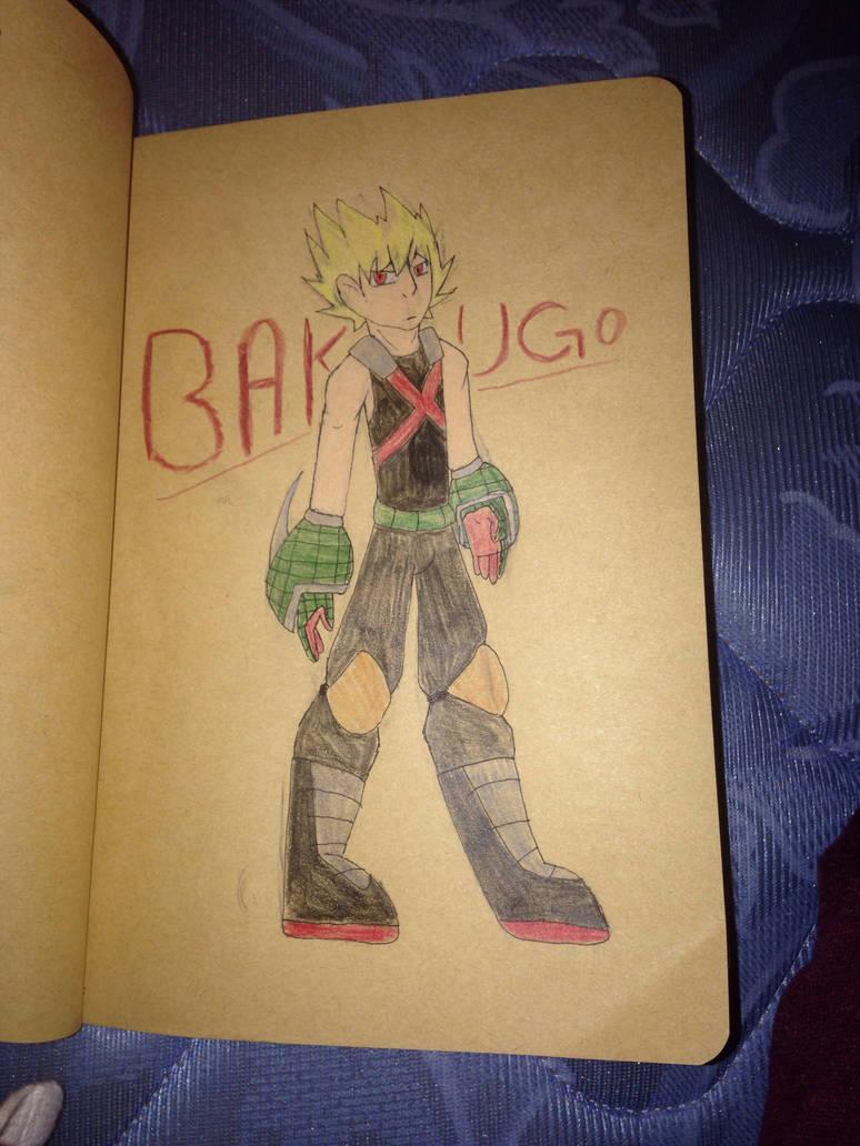 Bakugo by pokemonfnaf1