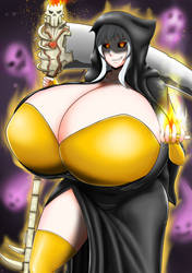 Goddess Yaagi by fvatrtnyuh
