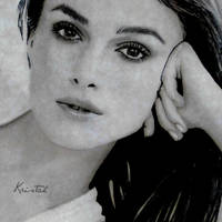 Keira Knightley by kgpanelo