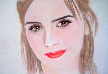 Emma Watson by kgpanelo