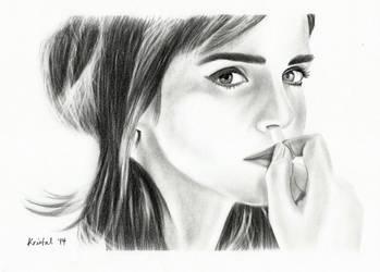 Emma Watson 3 by kgpanelo