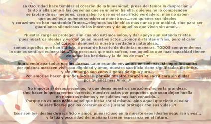 Una Carta para el Corazon by Masculc7