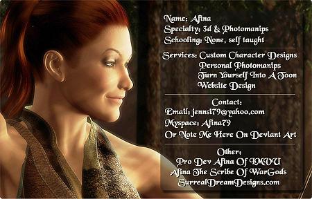 Afina79's Profile Picture