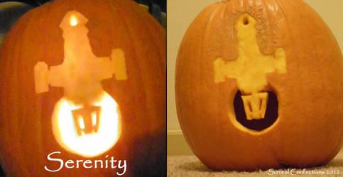Serenity Pumpkin by Afina79