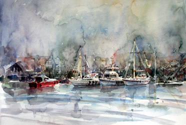 port by sunaysenturk