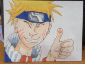 Naruto by RKdiaComics