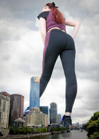 Abundant and Athletic Amarie by docop