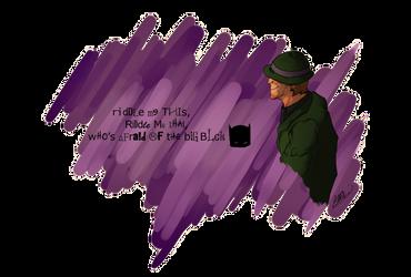 The Riddler by KHAN-04