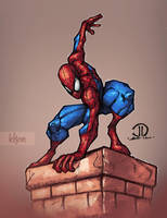 Redone: Spidey by KHAN-04