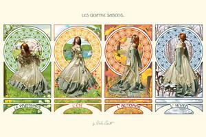 - The Four Seasons - by Zhaana