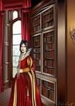 Lady Naita Siri by Zhaana
