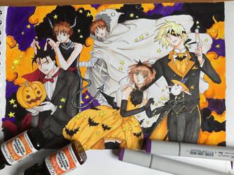 Halloween Combo by Phynex113