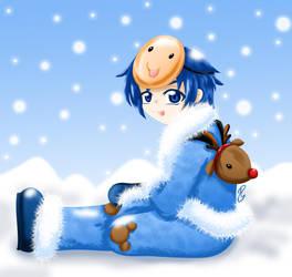 :Nico Santa Suit: Shu Chan by Mahrzeline
