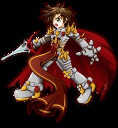 ::Rune Knight:: Shu Chan by Mahrzeline
