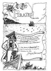 The Pirates Get Even page 1 by WindyKid