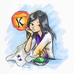 Happy Birthday Kim by WindyKid