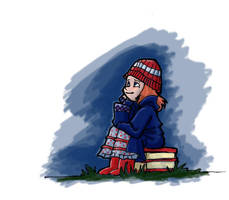 The Girl Who Waited by WindyKid