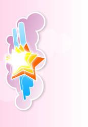 shooting star by zamuz