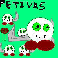 Petivas by ChicagoPKMNfan