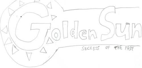Golden Sun Book 3 Title Screen by ChicagoPKMNfan