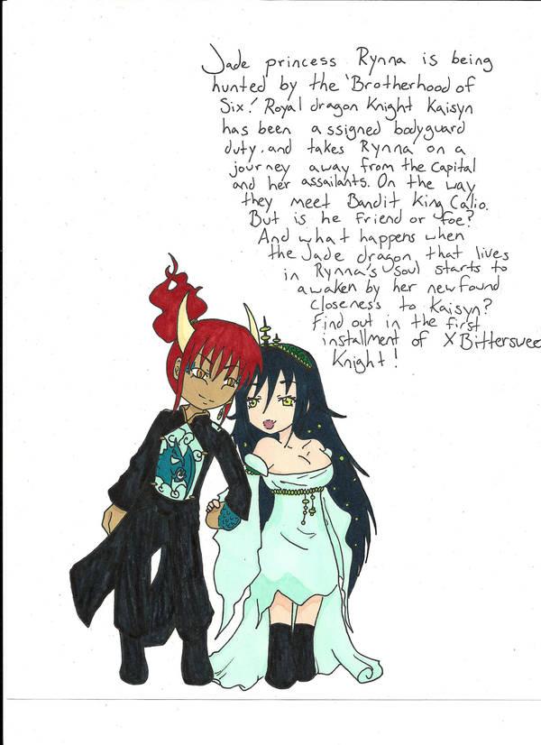 X Bittersweet Knight pg 2 by kana-kana