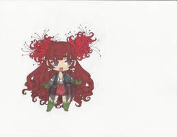 Spider Lily plottie myo by kana-kana
