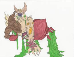 Monster Colored by kana-kana
