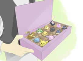Box Of Candies by tatsumihayate