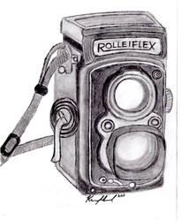 Rolleiflex by Pendragon-007