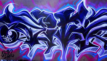 graffiti by Pendragon-007