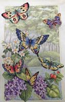 Butterfly Cross Stitch by Olcanna