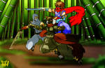 [Com] Ninja Battle of Fate by Anthonylix09