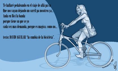 bicicleta by Ramonation