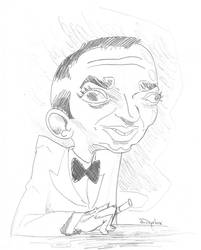 Peter Lorre by Repelux