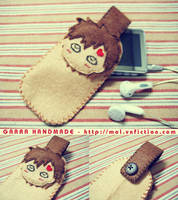 Gaara Small Bag by dolosan