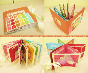 2011 Pop-up Calendar by dolosan