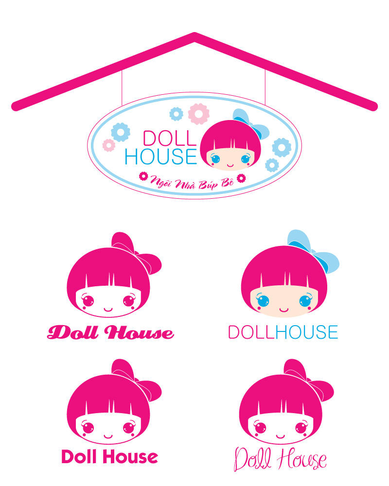 Doll House Logo By Dolosan On Deviantart