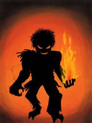 Burn from Inside by Shizi-kroc