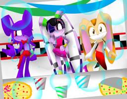 Happy 10 Birthday,Sidra by GamerGirlNinten-SEGA