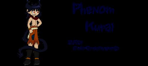 Phenom Kurai Ficha by GamerGirlNinten-SEGA