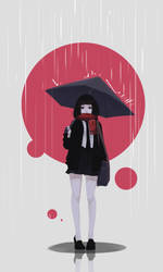 I like it when it rains by Muncherino