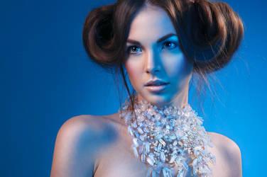 Blue by MaryVostokova