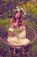 Dreaming Fairy by MaryVostokova
