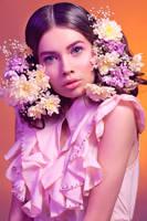 Flower by MaryVostokova