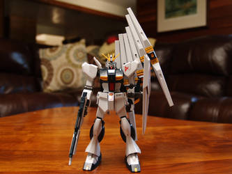 RX-93 Nu Gundam by Midway2009