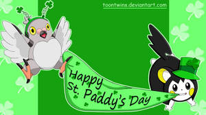 Pokemon Paddy Day by ToonTwins