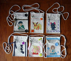 Got Canvas Bags 6 by ToonTwins