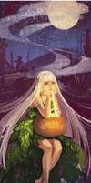 Halloween spirit by chibi-oneechan