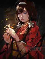 Kyouka by chibi-oneechan